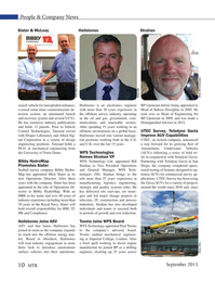 Marine Technology Magazine, page 10,  Sep 2015