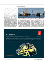 Marine Technology Magazine, page 11,  Sep 2015