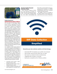 Marine Technology Magazine, page 13,  Sep 2015
