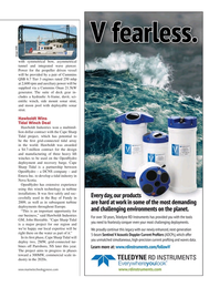 Marine Technology Magazine, page 15,  Sep 2015