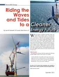 Marine Technology Magazine, page 20,  Sep 2015