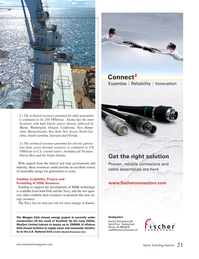 Marine Technology Magazine, page 21,  Sep 2015