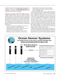 Marine Technology Magazine, page 25,  Sep 2015