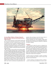 Marine Technology Magazine, page 28,  Sep 2015
