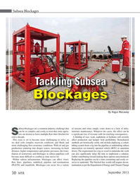 Marine Technology Magazine, page 30,  Sep 2015