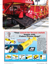 Marine Technology Magazine, page 33,  Sep 2015