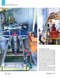 Marine Technology Magazine, page 38,  Sep 2015