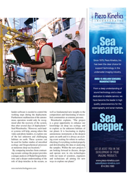 Marine Technology Magazine, page 39,  Sep 2015