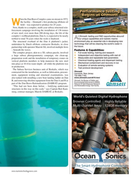 Marine Technology Magazine, page 41,  Sep 2015