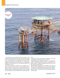 Marine Technology Magazine, page 44,  Sep 2015