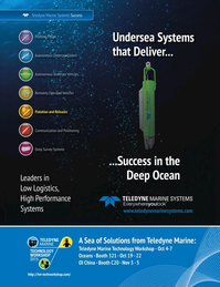 Marine Technology Magazine, page 3,  Sep 2015