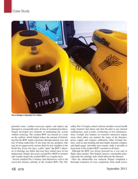 Marine Technology Magazine, page 48,  Sep 2015
