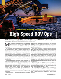Marine Technology Magazine, page 52,  Sep 2015