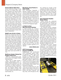 Marine Technology Magazine, page 8,  Oct 2015