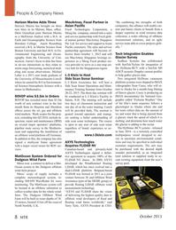 Marine Technology Magazine, page 8,  Oct 2015