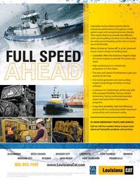 Marine Technology Magazine, page 9,  Oct 2015
