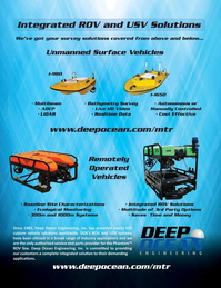 Marine Technology Magazine, page 11,  Oct 2015