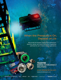 Marine Technology Magazine, page 13,  Oct 2015