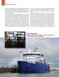 Marine Technology Magazine, page 16,  Oct 2015