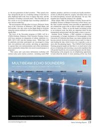 Marine Technology Magazine, page 19,  Oct 2015