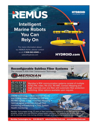 Marine Technology Magazine, page 23,  Oct 2015