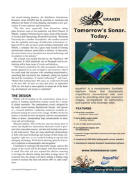 Marine Technology Magazine, page 25,  Oct 2015