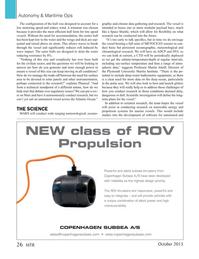 Marine Technology Magazine, page 26,  Oct 2015