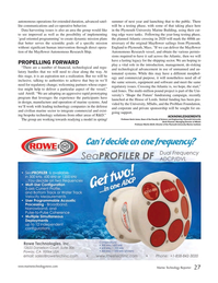 Marine Technology Magazine, page 27,  Oct 2015