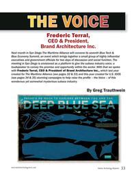 Marine Technology Magazine, page 33,  Oct 2015