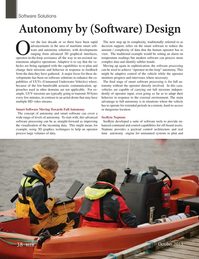 Marine Technology Magazine, page 38,  Oct 2015