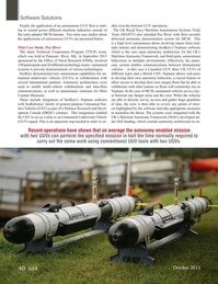 Marine Technology Magazine, page 40,  Oct 2015