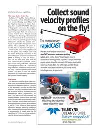 Marine Technology Magazine, page 41,  Oct 2015