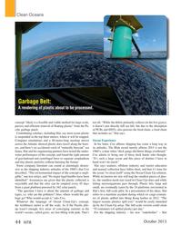 Marine Technology Magazine, page 44,  Oct 2015