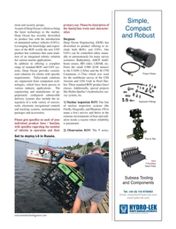 Marine Technology Magazine, page 49,  Oct 2015