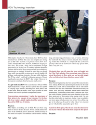 Marine Technology Magazine, page 50,  Oct 2015