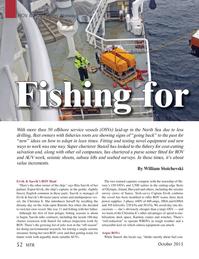 Marine Technology Magazine, page 52,  Oct 2015