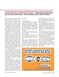 Marine Technology Magazine, page 57,  Oct 2015