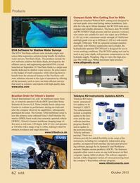 Marine Technology Magazine, page 62,  Oct 2015
