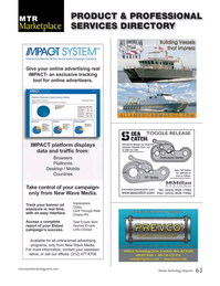 Marine Technology Magazine, page 63,  Oct 2015