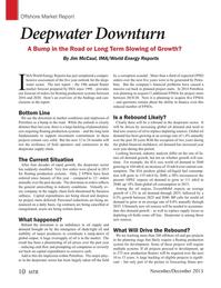 Marine Technology Magazine, page 10,  Nov 2015