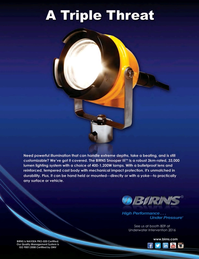 Marine Technology Magazine, page 11,  Nov 2015