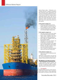 Marine Technology Magazine, page 12,  Nov 2015