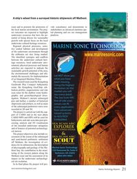Marine Technology Magazine, page 21,  Nov 2015