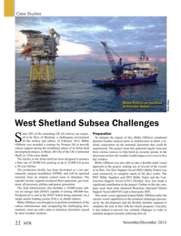 Marine Technology Magazine, page 22,  Nov 2015