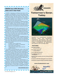 Marine Technology Magazine, page 25,  Nov 2015