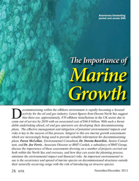 Marine Technology Magazine, page 26,  Nov 2015