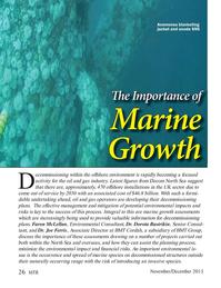 Marine Technology Magazine, page 26,  Nov 2015