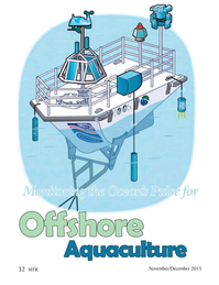 Marine Technology Magazine, page 32,  Nov 2015