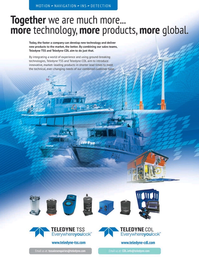 Marine Technology Magazine, page 3,  Nov 2015