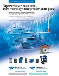 Marine Technology Magazine, page 3,  Nov 2015